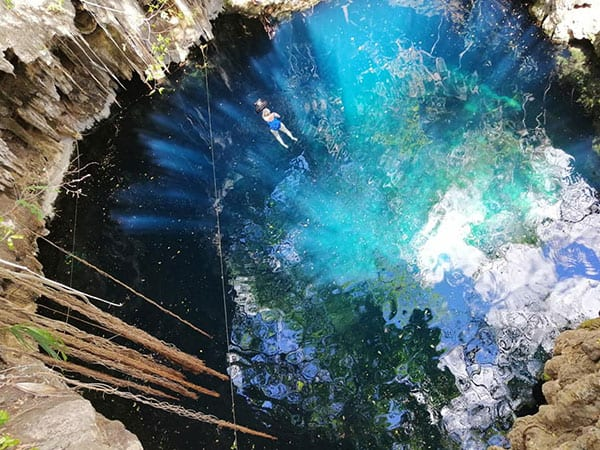 Yucatan Tours of Cenotes